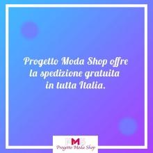 Un piccolo aiuto per voi: Garantiamo la spedizione gratuita in tutta Italia sperando che  lo shopping possa alleviare un pò di tensione 🛍❤ #iniziative #iorestoacasa #progettomodashop