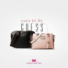 🔴 Borse donne al 20% 🔴 Le vere alleate di tutte le donne? le borse GUESS! I super saldi continuano anche per i nuovi arrivi 😍  Non farti scappare quest'occasione, scoprile su ➡www.progettomoda.it #borseguess #saldiborse #shoppingonline #progettomoda #guess